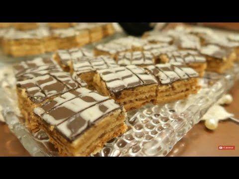 Gateau Russe Au Chocolat حلوى الطبقات الوصفة اللي تحوسوا عليها من زمان Youtube Food Desserts Cake