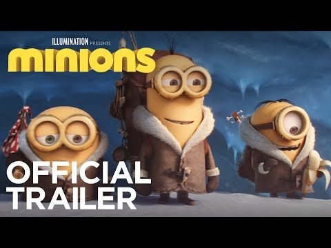 Divulgan El Primer Tráiler De La Película De Los Minions Cnn Gif De Minions Minions Cosas De Minion