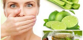 Remedios Caseros Para Combatir El Mal Aliento de Manera Natural