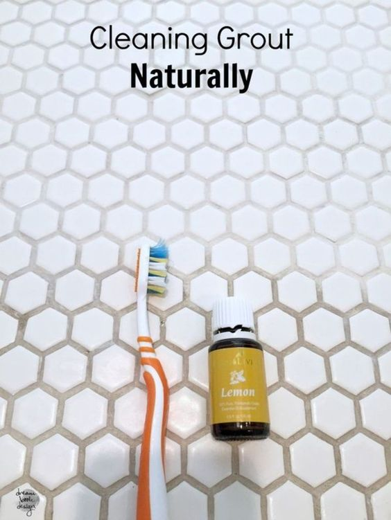 Best Way To Clean Grout On Tile Floor