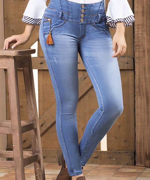 Jeans Tyt Jeans De Moda Tyt Jeans Tyt Jeans De Moda 100 Colombianos Para Dama Jeans Ajustados Skinny Ropa Jeans Mujer