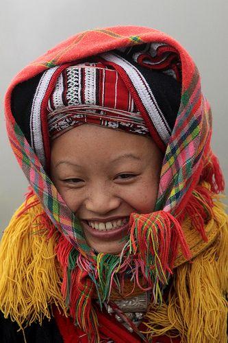 Red Dao-Zhao People (Vietnam)