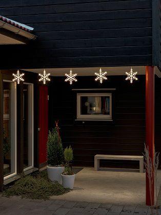 #kerstverlichting - Hangende lichtdecoratie
