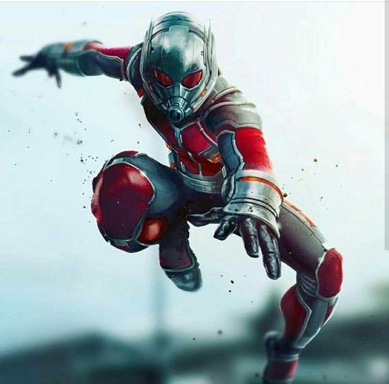 "Friendly neighbourhood ""Ant-man"""