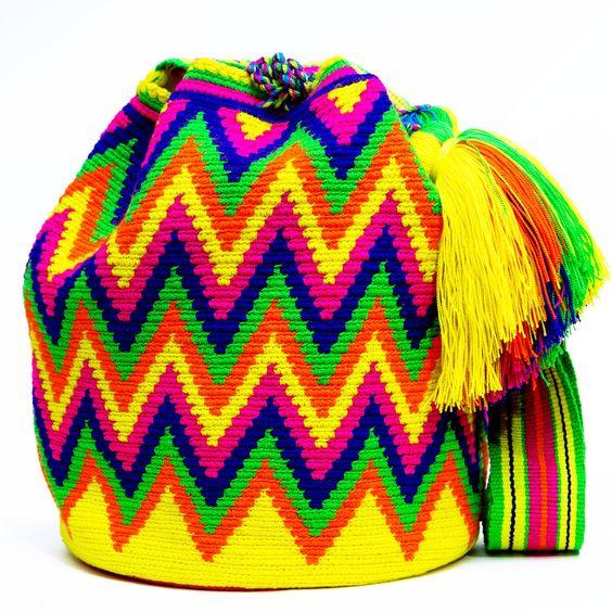 Cabo Wayuu Bag: