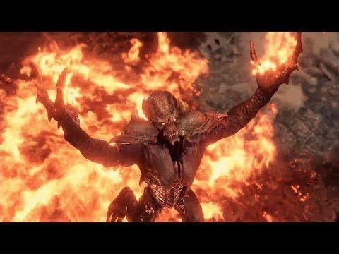 Doom Eternal Battlemode Arch Vile And Marauder Reveal Trailer