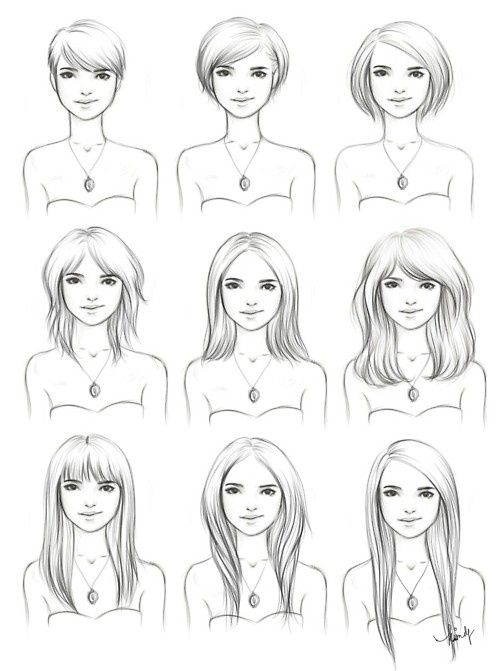 Guide to growing out your hair ;-)