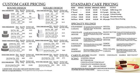 Handbag Cakes – Michael Angelo's Bakery