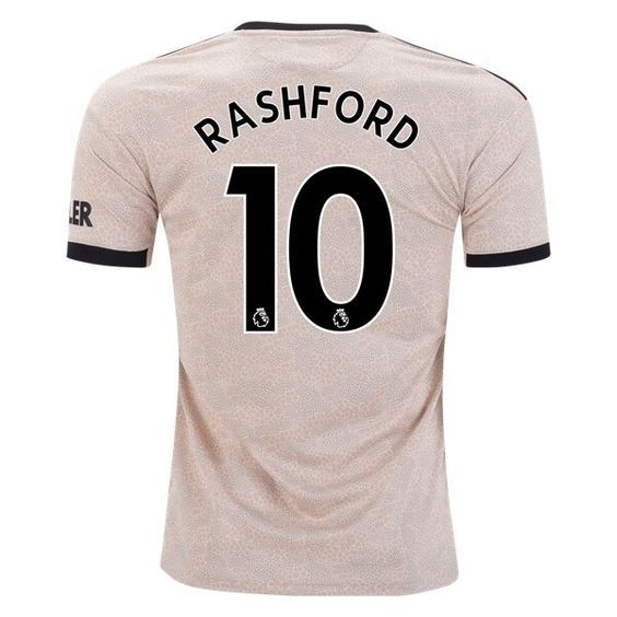 Playerversion Marcus Rashford Manchester United 19 20 Away Jersey By Adidas Manchester United World Soccer Shop Soccer Jersey
