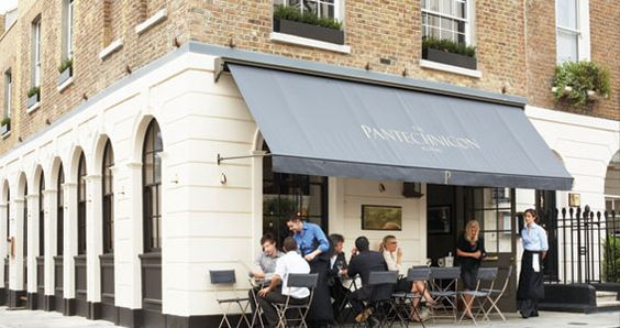 The Pantechnicon, London (The Alfred Tennyson)