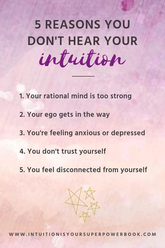 5 reasons you can't tap into your intuition | Spirituality, Healing, Growth & Inspiration - bernadette balla | spiritual awakening | higher consciousness | self love | how to love yourself | | intuition developing | spiritual intuition | sensing intuition | intuition superpower | intuition signs |instinct | womans intuition development tips| gut feeling | trust your intuition it never lies | how to trust yourself | learning to trust yourself | spiritual journey #intuition #spirituality