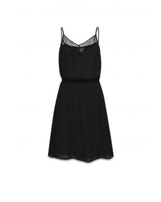 ZEB e-shop SASHA SL DRESS_BLACK