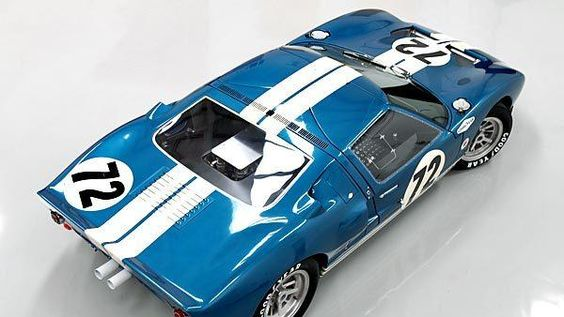 2012 Pebble Beach Concours d'Elegance multimillion-dollar cars GT40