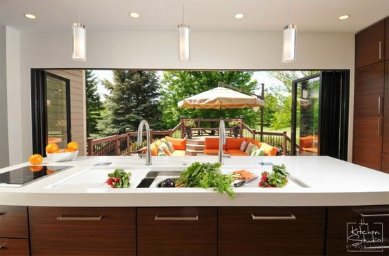 25 best the galley ideal kitchen workstation images on pinterest conference room countertops and custom cabinetry