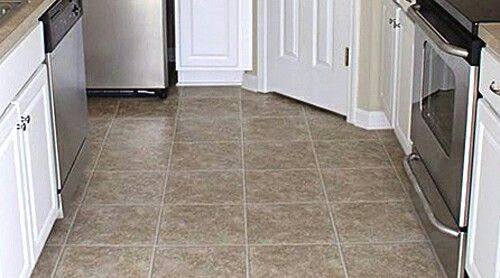 Kitchen floor ideas