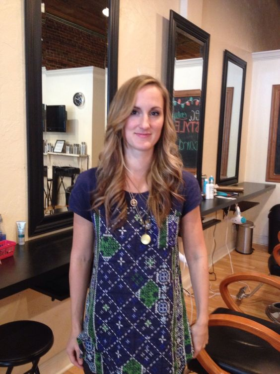 Elena's hair extensions @Style downtown
