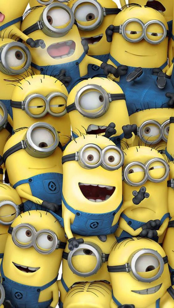 Ipad wallpaper minions blncvralyssa minions - Despicable me minion screensaver ...