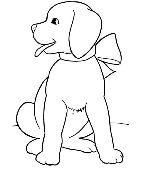 70 Animal Colouring Pages Free Download Print Animal Coloring Pages Puppy Coloring Pages Dog Coloring Page