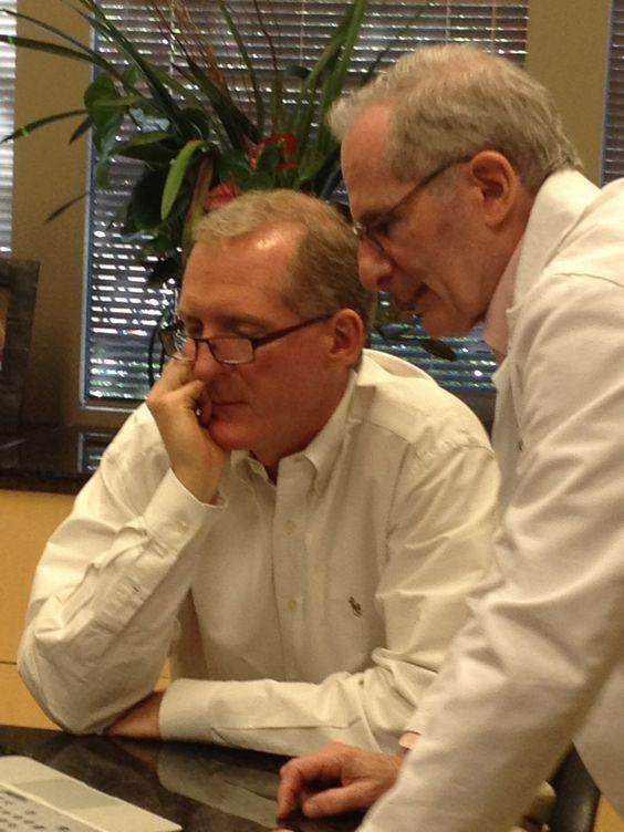 Dr. Roberson & Dr. Reinisch