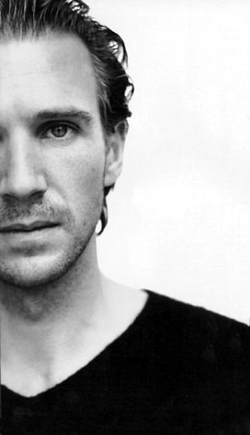 He Who Must Not Be Named. Ralph Fiennes