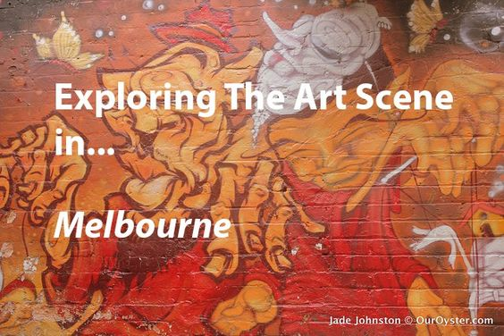 Exploring The Art Scene In Melbourne. Melbourne is famous for many things. It's well known as a great destination for heavenly coffee, delightful food, a vibrant music scene, …