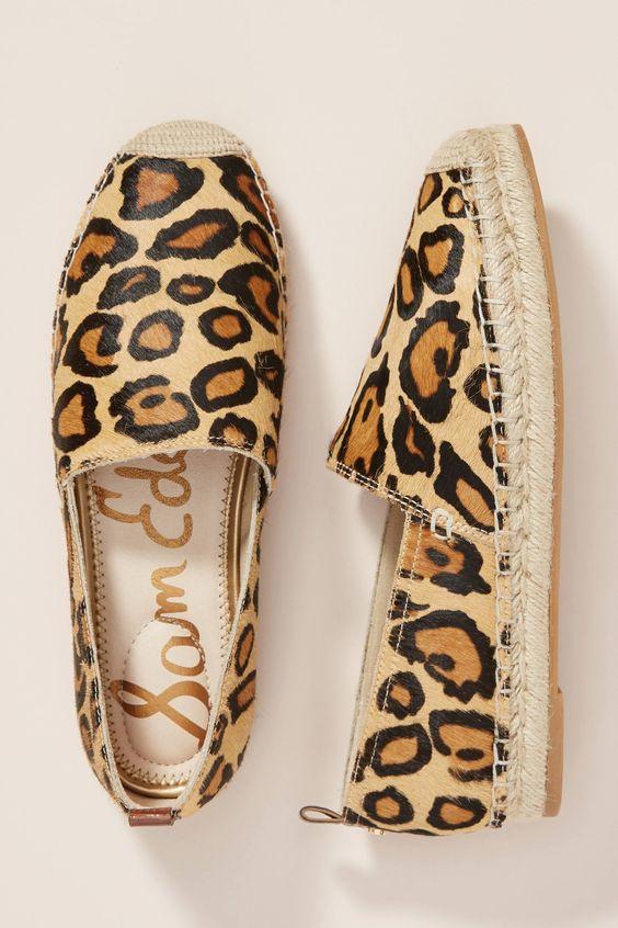 Adorable Espadrille Shoes