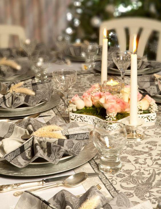 11 Christmas Dinner Table Ideas