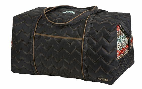 Vacationer Travel Bag II, Ravinia Black - free shipping @organizingstore
