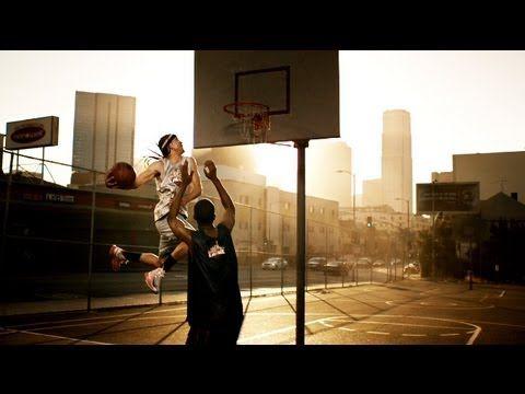 Kenny Dobbs Slam Dunk Champion - Windmill in Slow Motion
