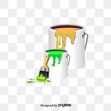 Paint Bucket Paint Red Paint Brush Png Transparent Clipart Image And Psd File For Free Download Paint Vector Paint Buckets Red Paint