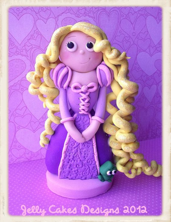 Tangled Cake...this is different bc it's not the tower.