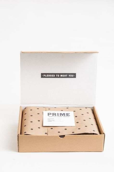 caixa para os pais