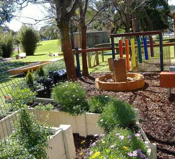 Sensory garden treasure island and gardens on pinterest for Sensory garden designs