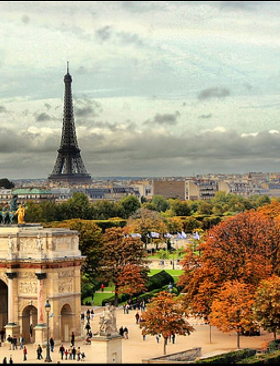 fall in paris france - photo #27