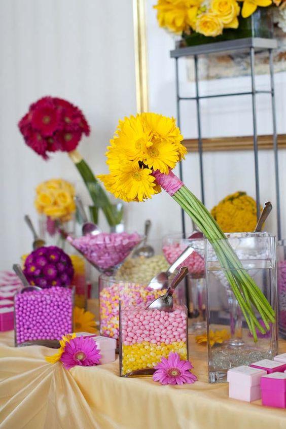 Vase ideas Candy and Vase on Pinterest