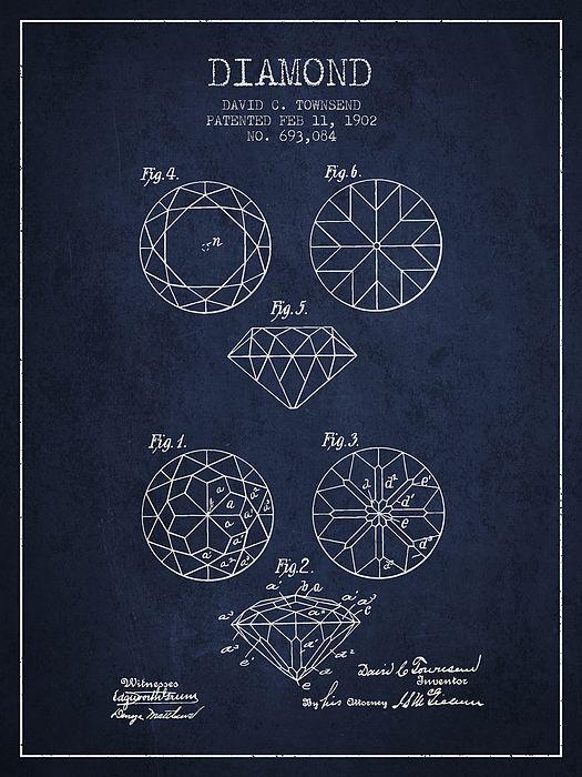 Pin On Jewelry Patent Prints