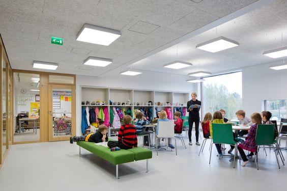 Escuela Saunalahti / VERSTAS Architects: