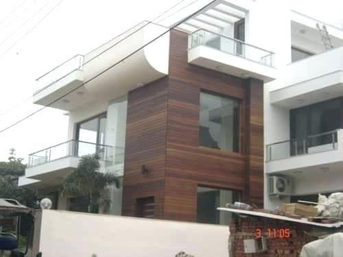 Wooden Tiles For Exterior Wall Texture En Exterior Wall Design Exterior Wall Tiles Exterior Wall Cladding