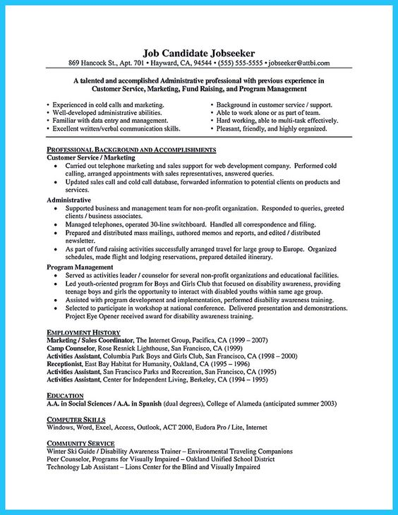 resume core competencies resume template Pinterest - core competencies on resume