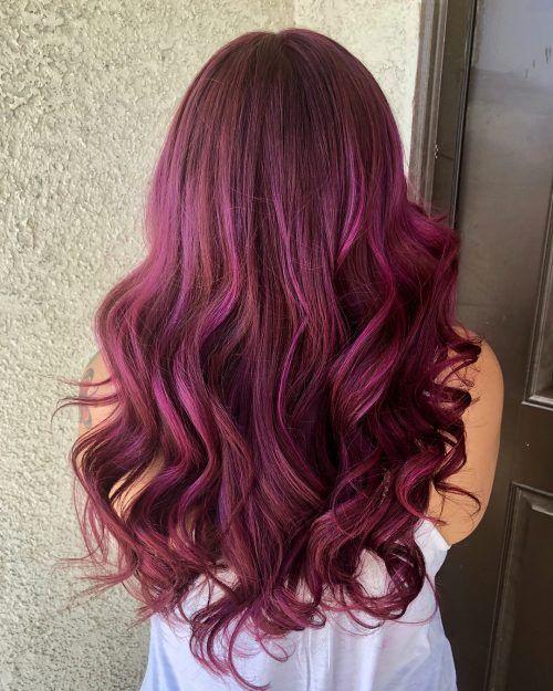 Top 30 Burgundy Hair Color Shades Of 2020 Burgundy Hair