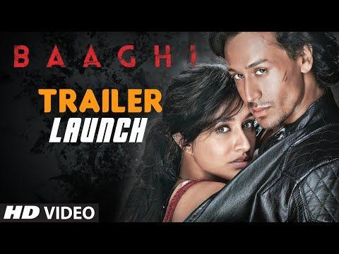 Baaghi Tiger Shroff Trailer 2016 Indian Movie Shraddha Kapoor And Sudheer Babu New Songs 2017 Latest Bollywood Tiger Shroff Latest Bollywood Songs News Songs