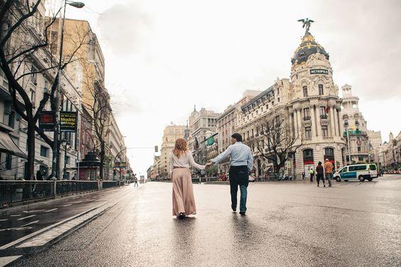 Madrid weddings. Dos en la Pasarela: bodas