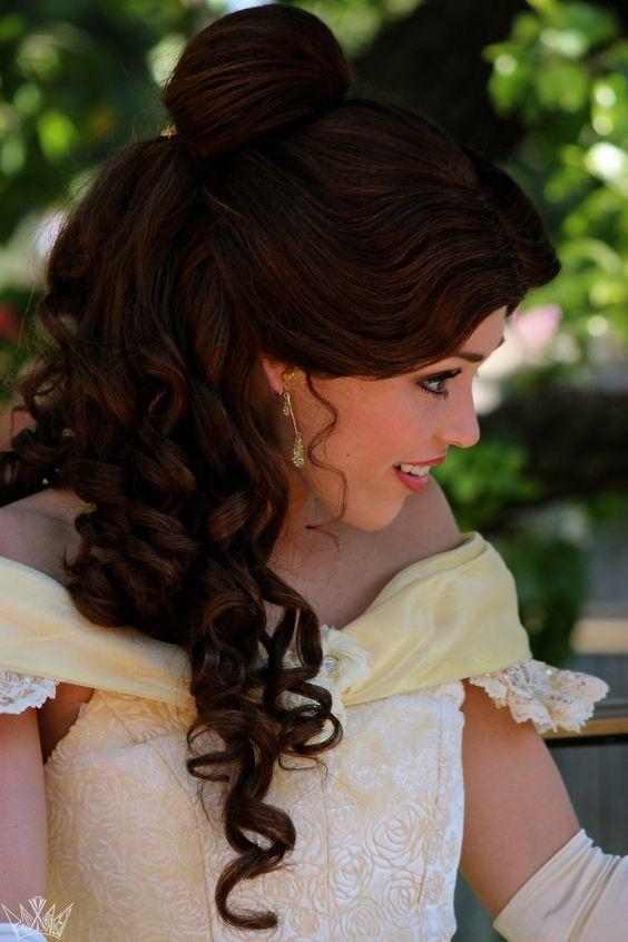 Belle | Disney Park Face Characters
