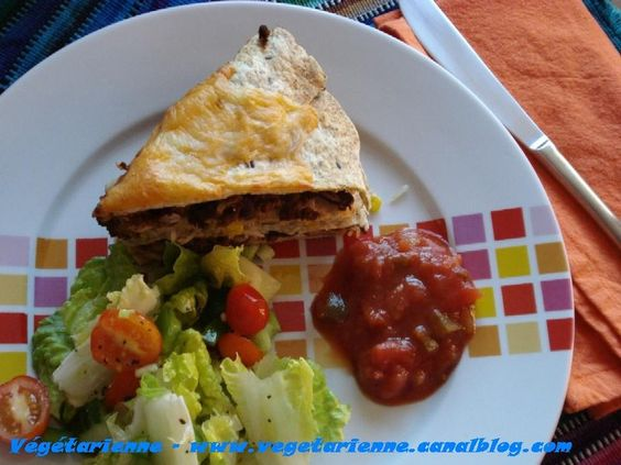Enchiladas végétariens - Yves Veggie Cuisine