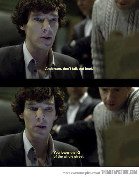 Sherlock Quotes Think Sherlock In 2020 Sherlock Fandom Sherlock Quotes Sherlock Holmes