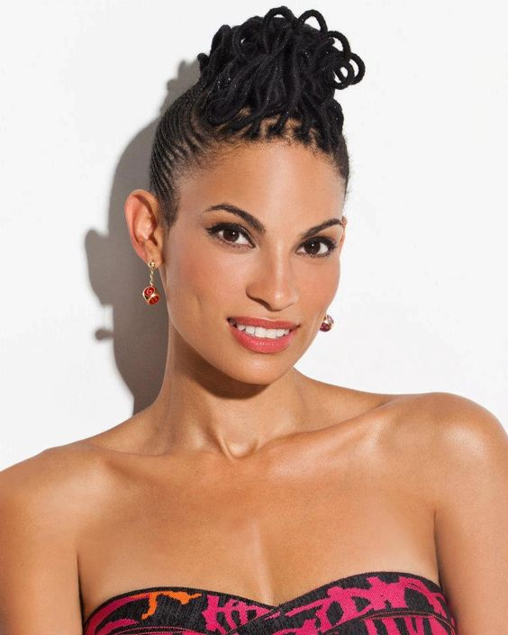 Love Cornrows for easy summer hairstyles: Artist Musicbizmentor, Dreams Goapele, Goapele Charlottenc, Celebrity Crushes, Hairstyles Favorites, Hair Care, Summer Hairstyles, Fabulous Hair, Dawn Soul