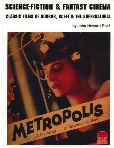 Science-Fiction & Fantasy Cinema: Classic Films « Library User Group