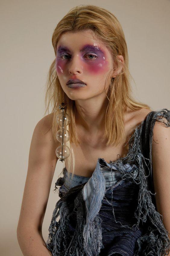 Isamaya Ffrench Airbrush Make-Up   Interview