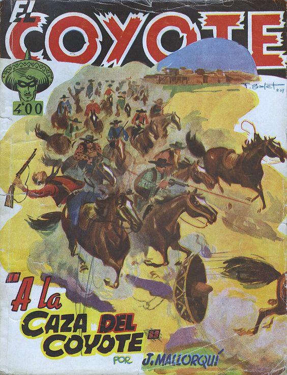 Resultado de imagen de A la caza del Coyote 1949
