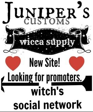 Juniper's Custom Wicca Supply